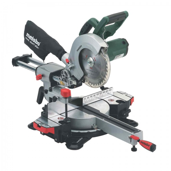 METABO KGS216M SLIDING MITRE SAW 216MM 240V