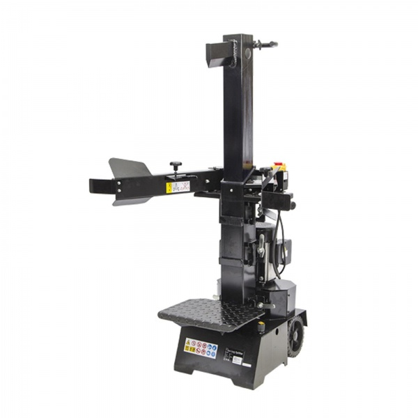 SIP 01977 7Ton Vertical  Electric Log Splitter 230v