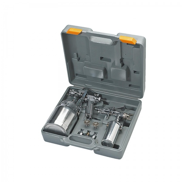 SIP 02124 Professional Spray Gun Set (1.4 & 1.8mm)