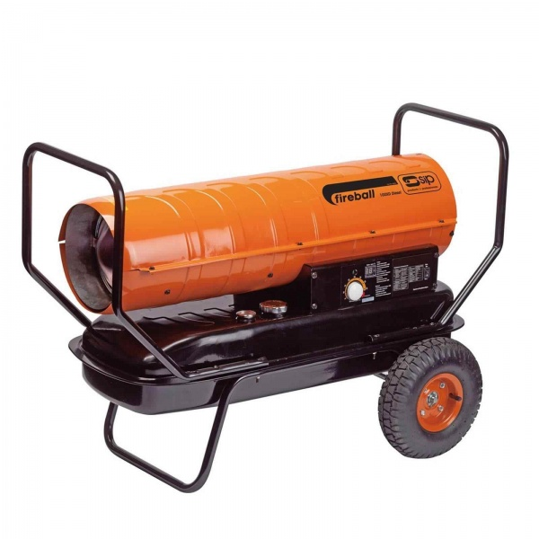 SIP 09566 Fireball 125XD Diesel/Paraffin Heater