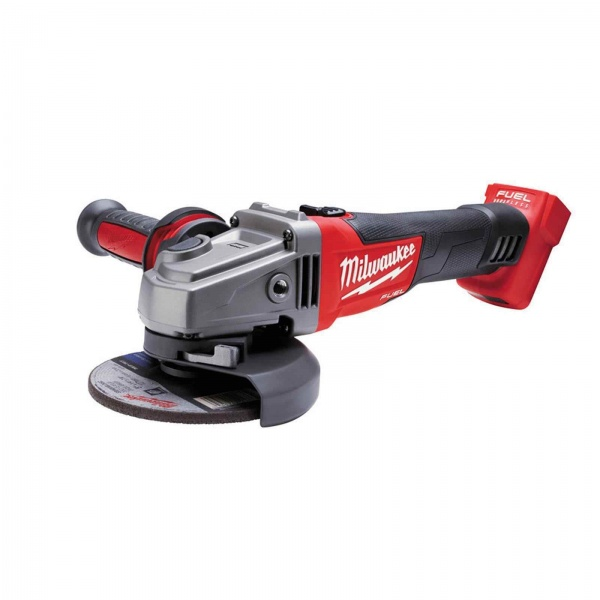 Milwaukee M18CAG115XPD-0 M18 FUEL™ 115mm Angle Grinder Bare Unit