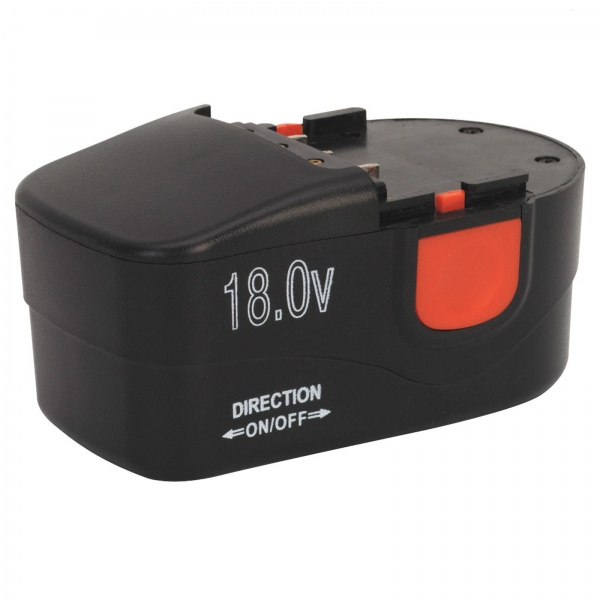 Sealey CPG18VBP Cordless Power Tool Battery 18V for CPG18V
