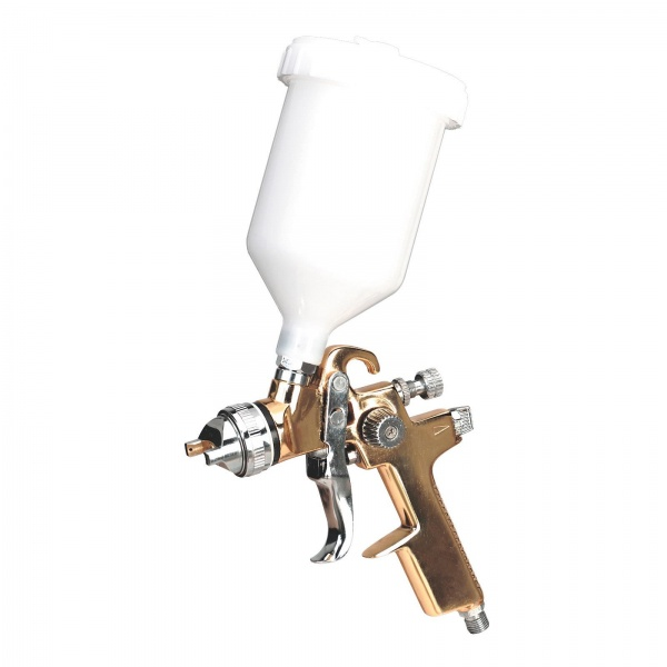Sealey S701G Spray Gun Pro Gravity Feed 1.4mm Set-Up