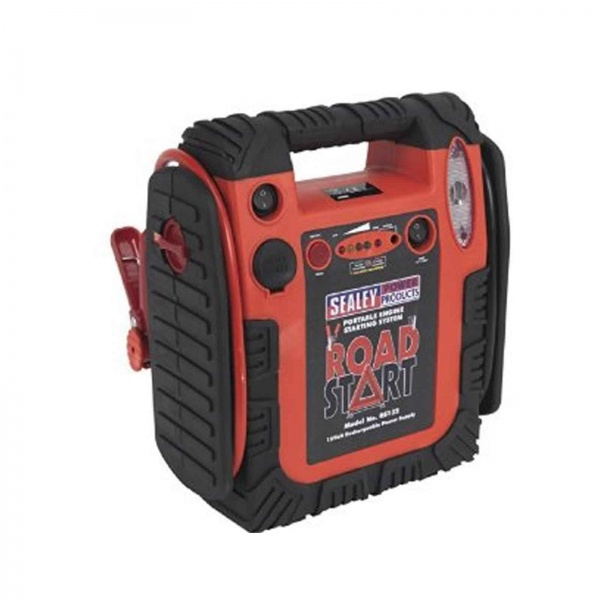 RS132 RoadStart Power Pack with Air Compressor 12V 900 Amp