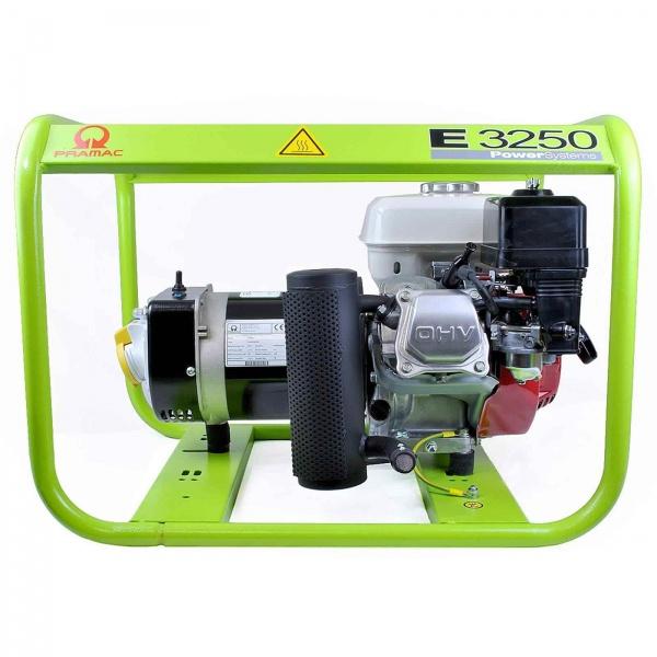 PRAMAC GENERATOR E3250 2.8KVA PETROL