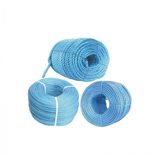 ROPE POLY BLUE 10MM X 220MTR