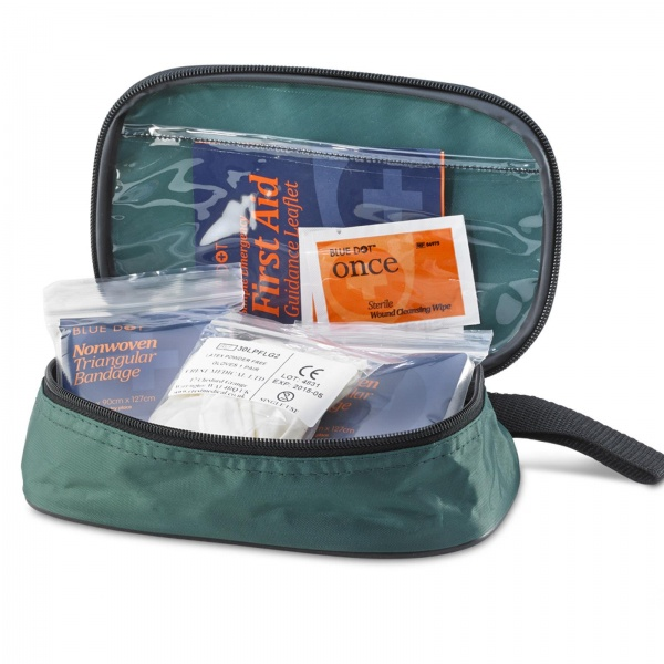 FIST AID KIT 1 PERSON POUCH (WSS05579)