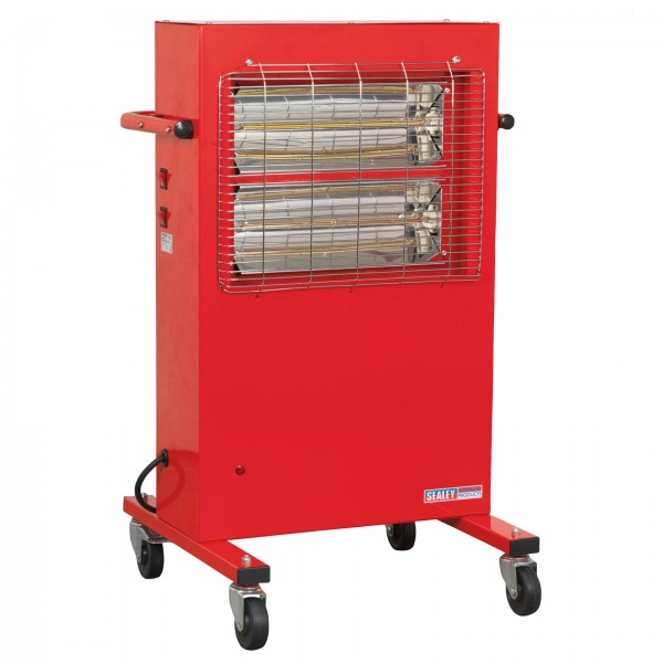 SEALEY IRC153 INFRARED HEATER 1.5/3KW 230V