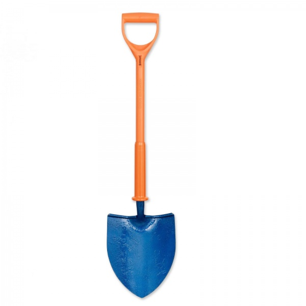 SHOVEL NO2 ROUND MOUTH INSULATED