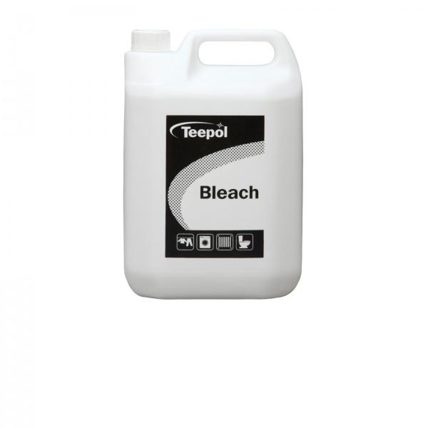 TEEPOL BLEACH 5LTR