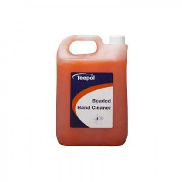 HAND CLEANER ORANGE BEADED 5LTR