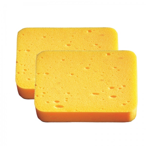 SPONGE YELLOW 195 X 135MM