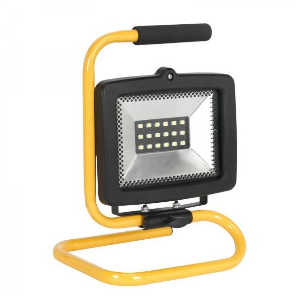 SEALEY LED130110P FLOODLIGHT PORTABLE 130 LED 110V