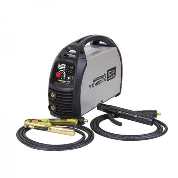 SIP 05702 WELDMATE T113 ARC/TIG 13 AMP 230V