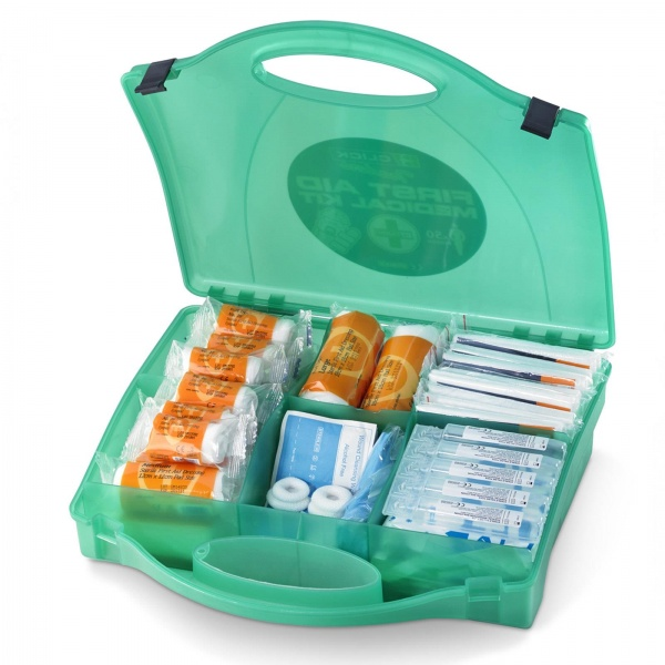 KIT FIRST AID FIFTY PERSON BEECFA50