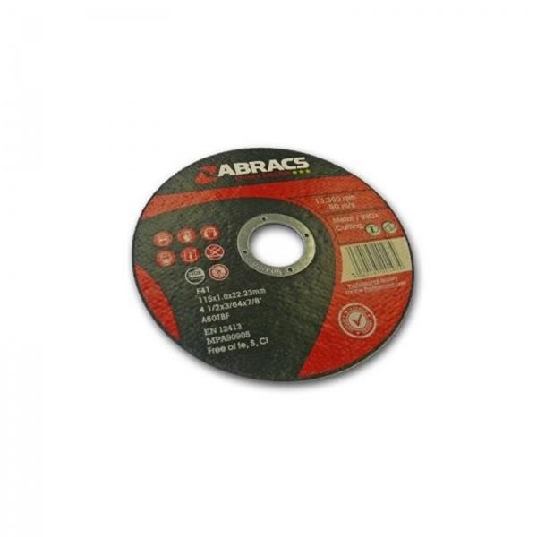PHET11510FI INOX FLAT DISC 115MM X 1.0MM PHOENIX