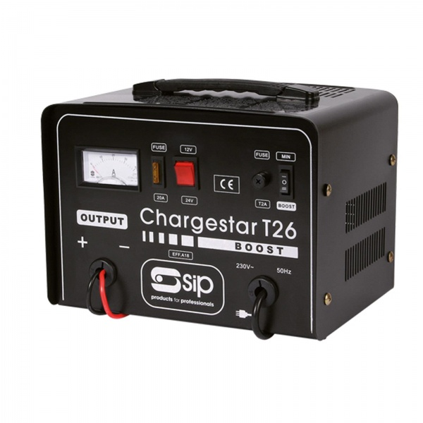SIP 05284 Chargestar T26 Battery Charger
