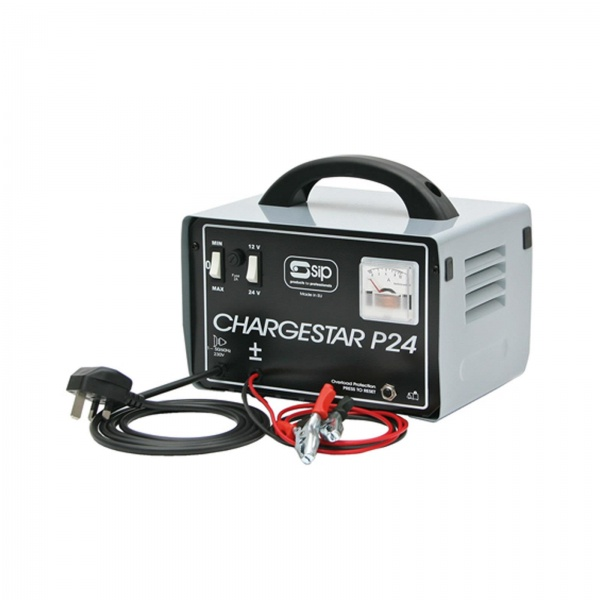 SIP 05530 Professional Chargestar P24 Battery Charger