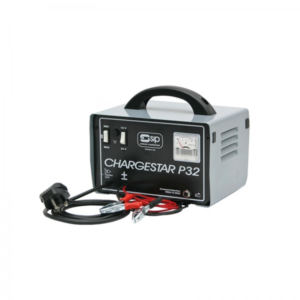 SIP 05531 Professional Chargestar P32 Battery Charger