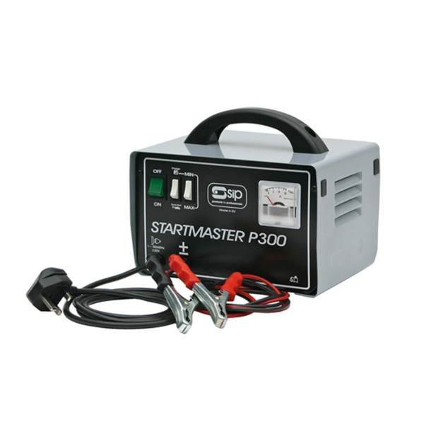 SIP 05532 Professional Startmaster P300 Battery Charger