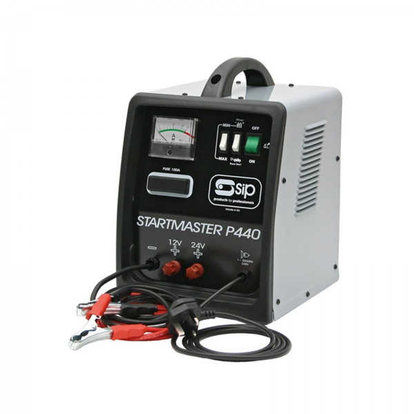 SIP 05533 Professional Startmaster P440 Battery Charger