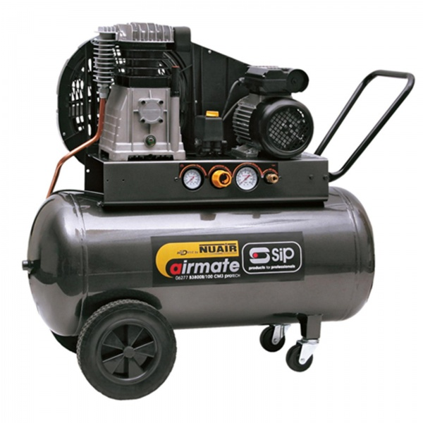 SIP 05255 Airmate PB3800B/100S ProTECH Compressor