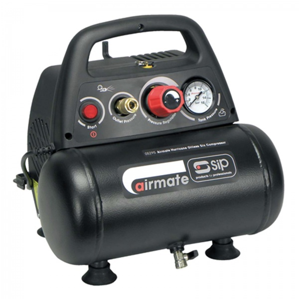 SIP 05295 Airmate Hurricaine 6 Compressor