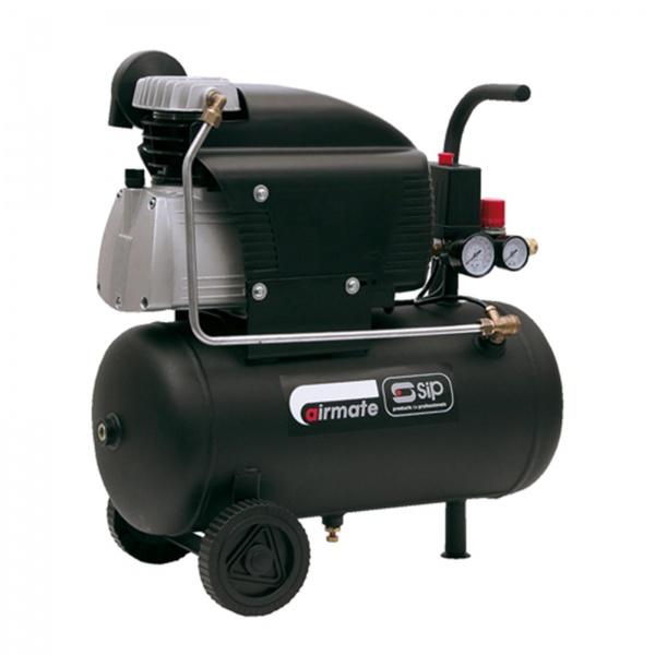 SIP 06238 Airmate TN2.5/25-D Compressor