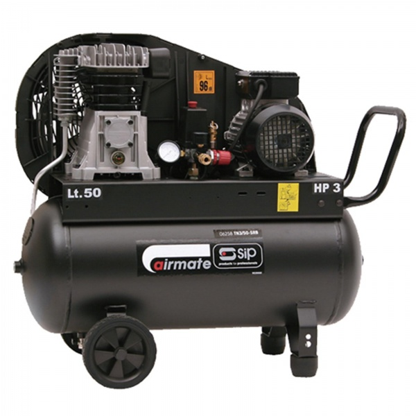 SIP 06258 Airmate TN3/50-SRB Compressor
