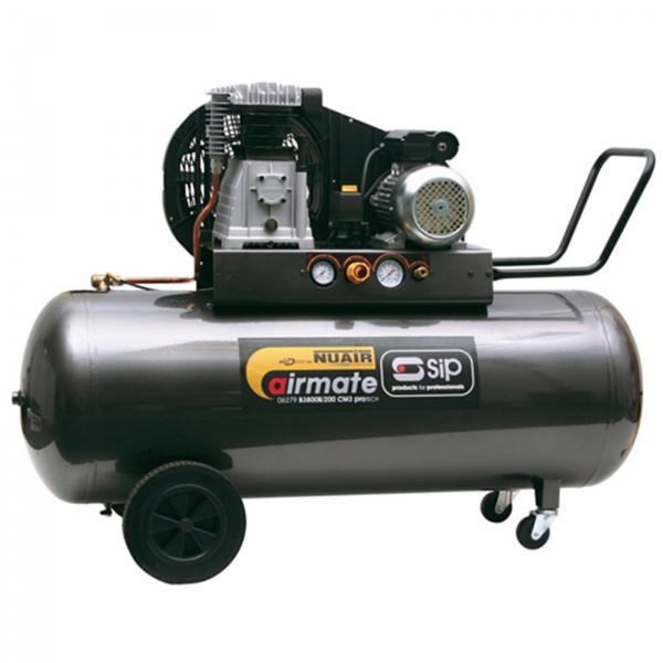 SIP 06279 Airmate PN3800B/200S proTECH Compressor