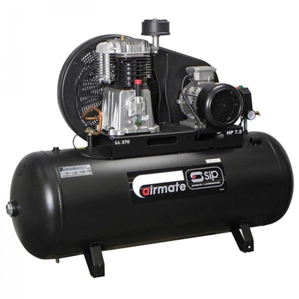 SIP 06585 Airmate TN7.5/270 Compressor (3phase)