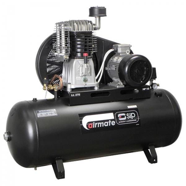 SIP 06587 Airmate TN10/270 Compressor (3phase)