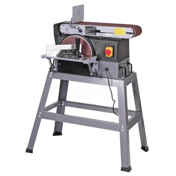 SIP 01943 Belt Disc Sander
