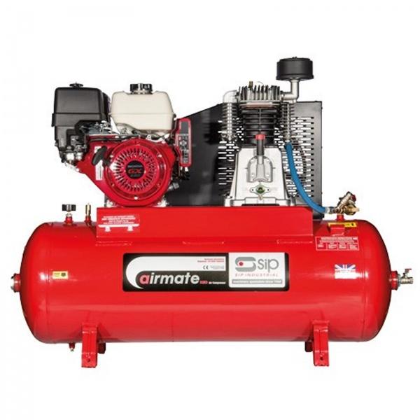 SIP 04461 Airmate ISHP11/200 (Honda) Petrol Compressor