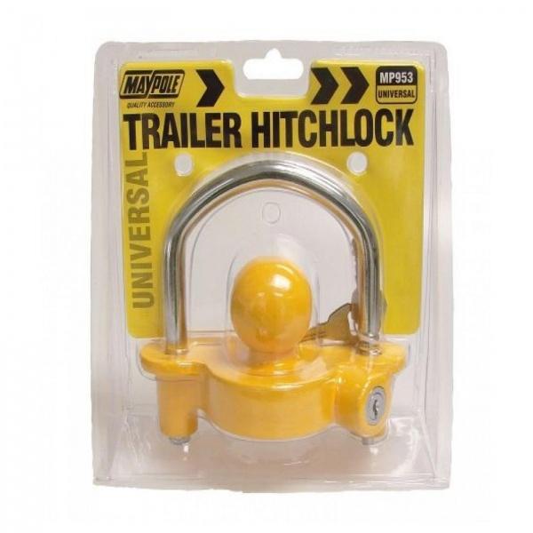 MAYPOLE MP953 TRAILER HITCH LOCK