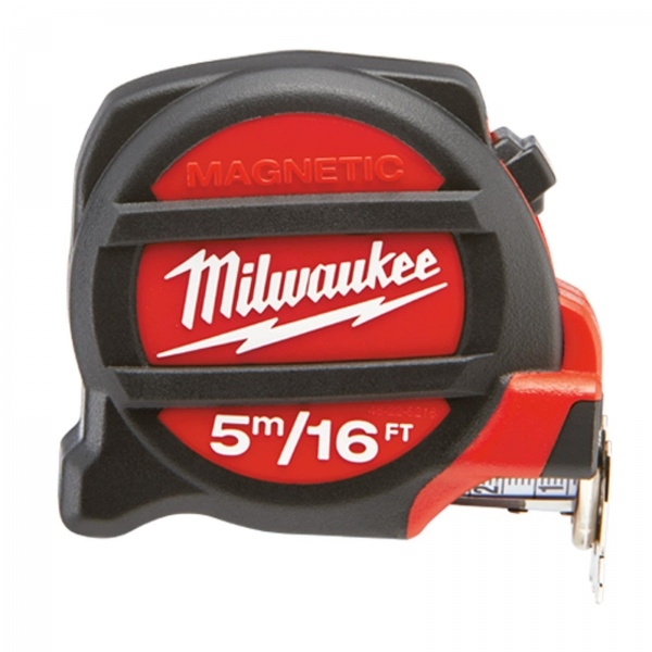 TAPE MEASURE 5MTR 16FT MILWAUKEE
