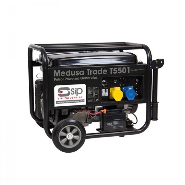 SIP 03858 Medusa T5501 Generator 5500W