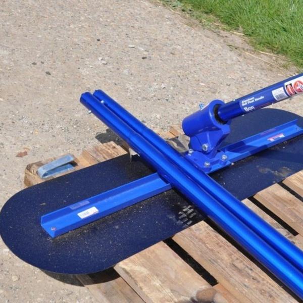 BIG BLUE FLOAT C/W 3 HANDLES