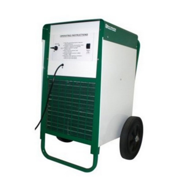 INDUSTRIAL DEHUMIDIFIER SET 240V (25LTR/DAY)