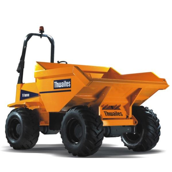 9 ton Dumper PT900