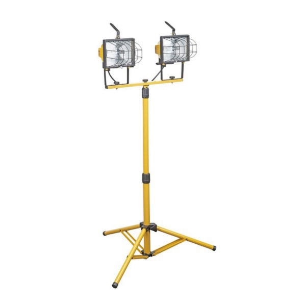 Hire Twin Halogen Light And Tripod 110c Dumfries And Oban
