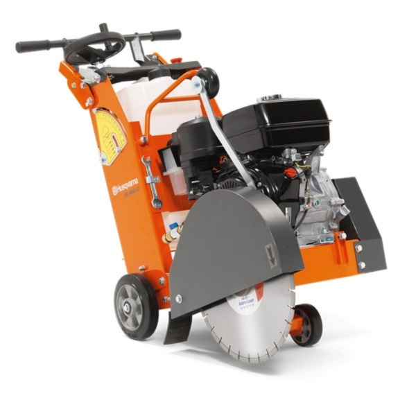 HUSQVARNA 450MM FLOOR SAW PETROL