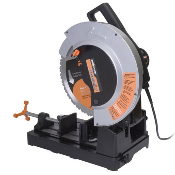 CHOP SAW METAL CUT 110V EVOLUTION 355MM 14