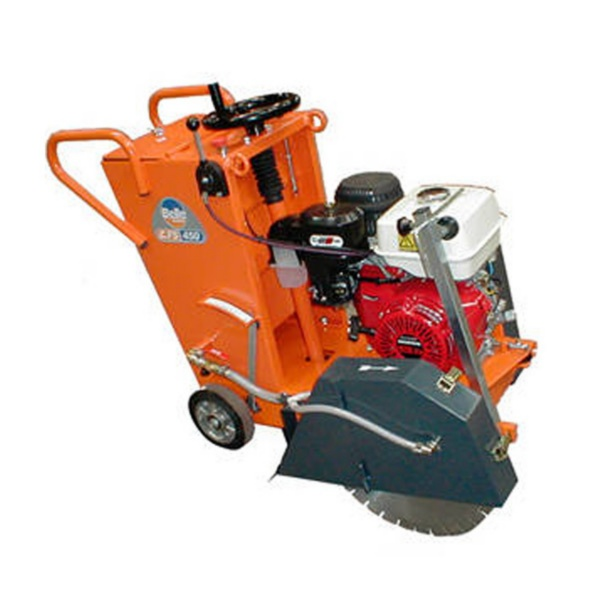 Hire a belle duo 350x petrol floor saw from dumfries and oban for Belle flooring