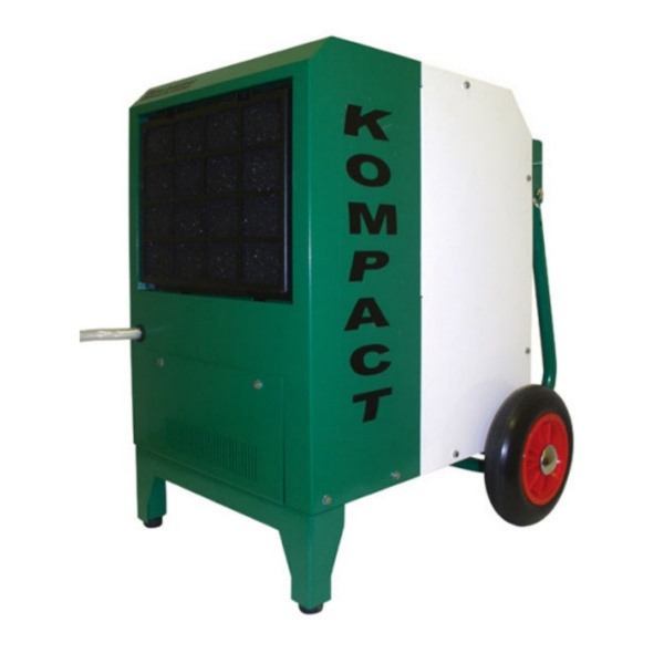 KOMPACT DEHUMIDIFIER DUAL VOLTAGE