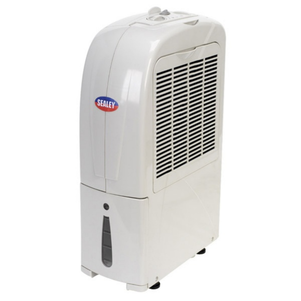 SEALEY DOMESTIC DEHUMIDIFIER 240V