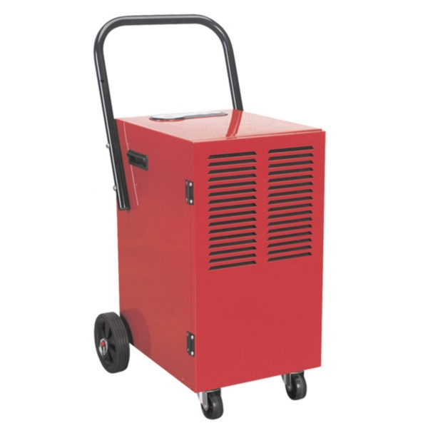 SEALEY SEMI-IND DEHUMIDIFIER 240V (BUILT IN WATER BARRELL)