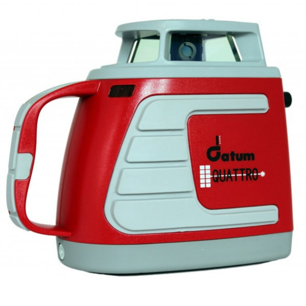 ZENITH DATUM QUATTRO LASER LEVEL SURVEY 240V