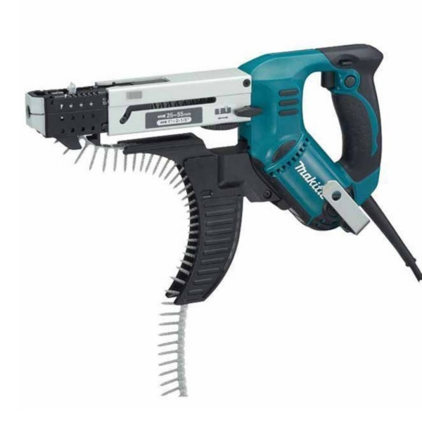 MAKITA AUTO FEED SCREW DRIVER / GUN 110V 25MM-55MM SCREWS