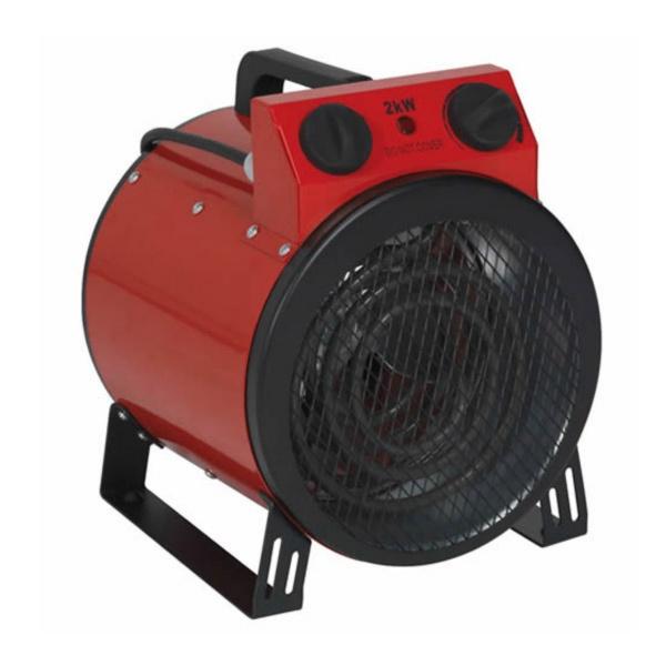 fan heater 240 v 2 kv